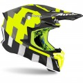 Kask cross AIROH Twist 2.0 Frame Anthracite Matt