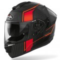 Kask AIROH ST501 Alpha Red Matt