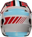 Kask Fox V1 Falcon Grey/Red