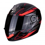 Kask Scorpion EXO-490 Nova Black Red