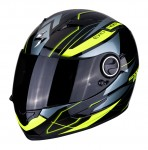 Kask Scorpion EXO-490 Nova Black Neon Yellow