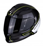 Kask Scorpion EXO-510 Air Frame Black Neon Yellow