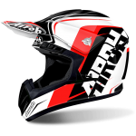 Kask AIROH Switch Sign Red