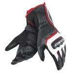Rękawice Dainese Assen Black/White/Red