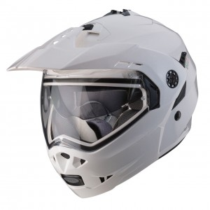 Kask Caberg Tourmax Metal White