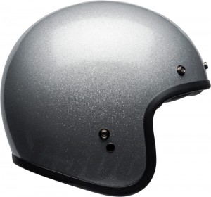 Kask Bell Custom 500 DLX Flake Silver