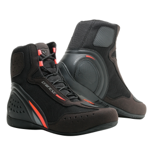 Buty Dainese Motorshoe D1 Air Black/Fluo Red