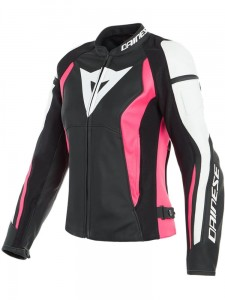 Kurtka Dainese Nexus Lady Black/Fuchsia/White