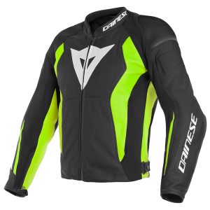 Kurtka Dainese Nexus Black/Fluo Yellow