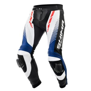 Spodnie SHIMA Apex ST Black/Red/Blue