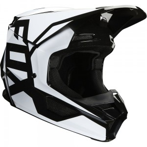 Kask FOX V-1 Prix Black 2020