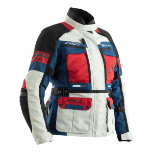 Kurtka RST Adventure III Lady Ice/Blue/Red