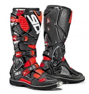 Buty Sidi Crossfire 3 Red Fluo Black