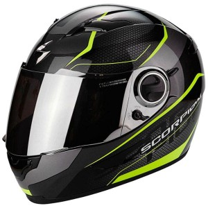 Kask Scorpion EXO-490 Vision Fluo-Neon Yellow