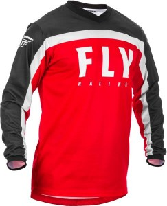 Bluza offroad FLY F-16 Red /Black/ White 2020