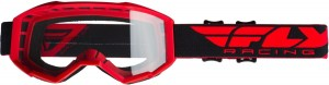 Gogle FLY Focus Red