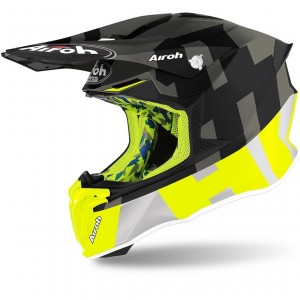 Kask AIROH Twist 2.0 Frame Anthracite Matt