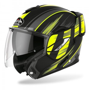 Kask Airoh Rev 19 Ikon Yellow Matt