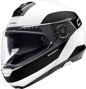 Kask SCHUBERTH C4 Pro Fragment White