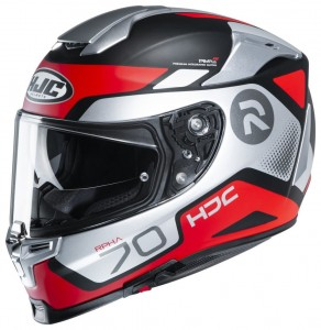 Kask HJC RPHA 70 Shuky Black/Grey/Red