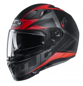 Kask HJC I70 Eluma Black/Red