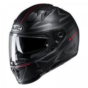 Kask HJC I70 Cravia Black/Red
