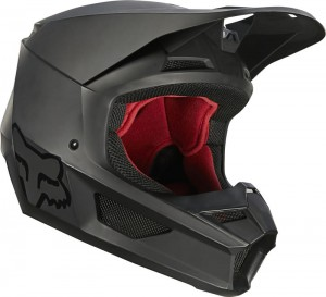 Kask FOX V-1 Black Matt