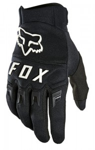 Rękawice Fox Dirtpaw Black White