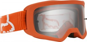 Gogle Fox Main II Race Orange