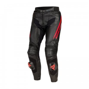 Spodnie Rebelhorn Fighter Black/Flo Red