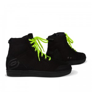 Buty OZONE Town Black/Fluo Yellow