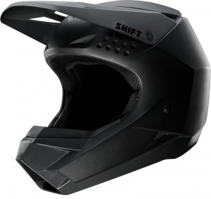 Kask SHIFT WHIT3 Black Matt 2018