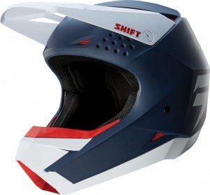 Kask SHIFT WHIT3 Navy 2018