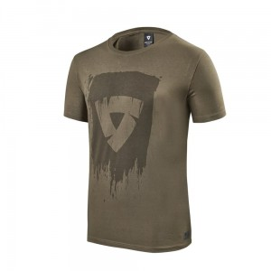 T- Shirt Koszulka Rev'it! Connor Army Green