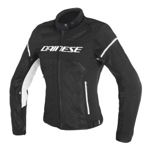 Kurtka Dainese Air Frame D1 Tex Lady Black/White