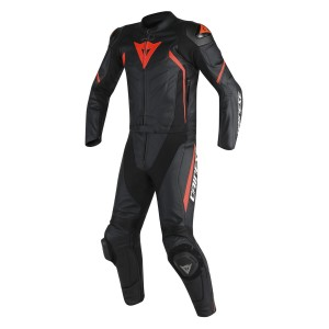 Kombinezon Dainese Avro D2 Black/Fluo-Red