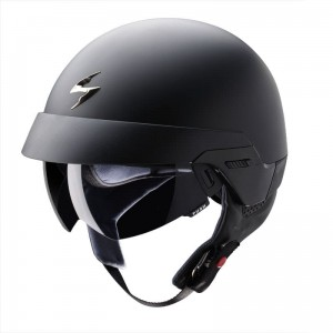 Kask Scorpion EXO-100 Black Mat