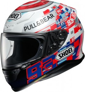 Kask SHOEI NXR Marquez Power Up! TC-1