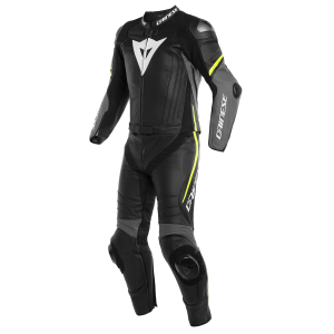 Kombinezon Dainese Laguna Seca 4 2Pc Black/Grey/Fluo