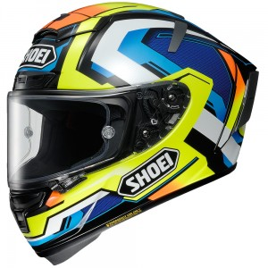 Kask SHOEI X-Spirit III Brink TC-10
