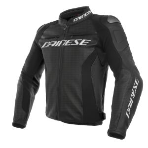 Kurtka Dainese Racing 3 Perforowana Black