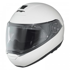 Held By SCHUBERTH H-C4 TOUR White