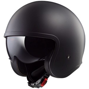 Kask LS2 OF599 Spitfire Black Matt