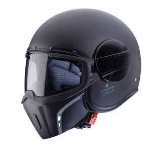 Kask Caberg Ghost Black Mat