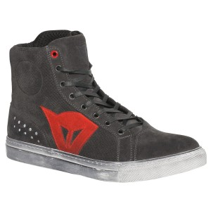 Buty Trampki Dainese Street Biker Air Carbon/Red