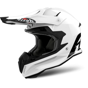 Kask AIROH Terminator Open Vision White