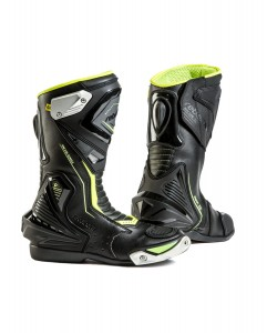 Buty Rebelhorn Piston II CE Black/Fluo Yellow