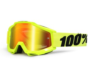 Gogle 100% Accuri Fluo Yellow