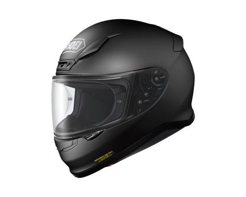 Kask SHOEI NXR Black Matt