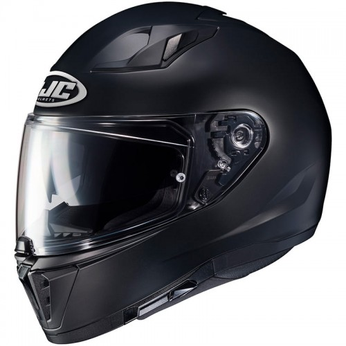 Kask integralny HJC I70 Semi Black Matt